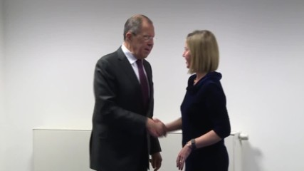 Germany: Lavrov holds bilateral meetings on OSCE sidelines
