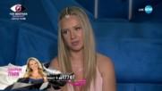 Лора отговаря на въпросите на звездните коментатори - VIP Brother 2018