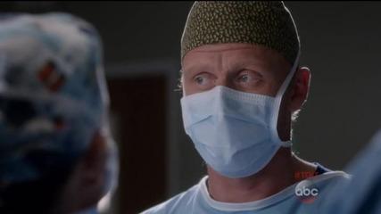 Анатомията на Грей Сезон 12 Епизод 1 Бг.суб