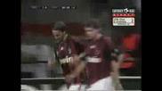 Ac Milan Vs Juventus (1 - 0 Jankulovski) 17.08.2008
