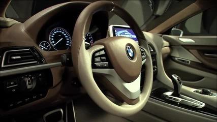 New 2012 Bmw 6 Series - Interior