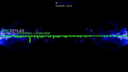 Dubstep ™ Invader! - Alive