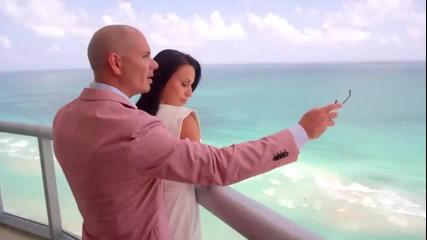 Ahmed Chawki - Habibi I Love You Ft Pitbull - Official Video - Превод!