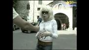 Сигнално Жълто-Албена Прави Луд Скандал В Рилския Манастир(2 част)! 09.08.2008