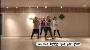 Secret - Shy Boy mirrored dance practice
