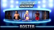Smackdown vs. Raw 2011 - Кои Са Кечистите В Играта