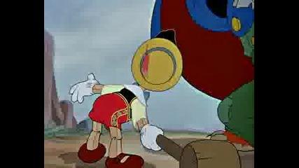 Пинокио 3част