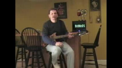 Световен Рекорд На Гинес - Най Бърз Китарист 2007 Година