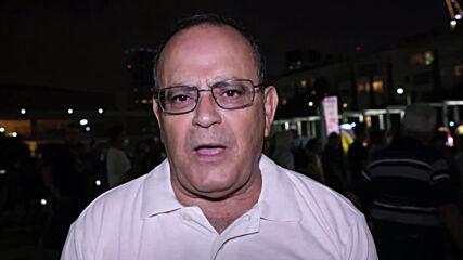 Israel: Hundreds rally in Tel Aviv against announcement of new COVID-19 lockdown