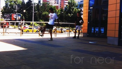 Enis - Freestyle Football - Summer 2011