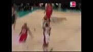 NBA 2008 Rookie Challenge MVP - Daniel Gibson