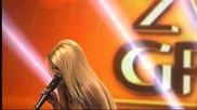 Jovana Lazic i Dunja Popovic - Splet pesama - (live) - ZG 2 krug 14 15 - 14.02.15. EM 23