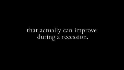 Рецесия мъдрост от Victoria's Secret - Реклама