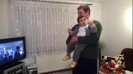 Нед и бебето Кико - част 2-ра