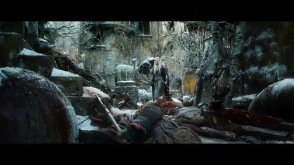 Официално Трейлъра На The Hobbit- The Battle of the Five Armies - Official Teaser Trailer [hd]