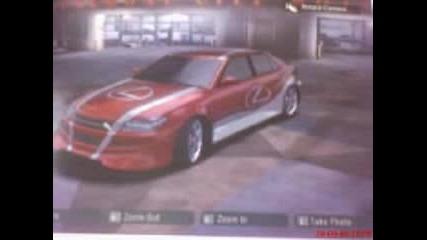 Nfs Carbon - Lexus Is 300