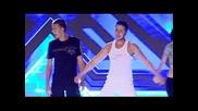 Xfactor (4) Ден3 Freestyle Танци