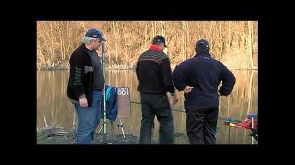 Риби и такъми - Риболов - Перки и каракуди на яз.калето (част 5)