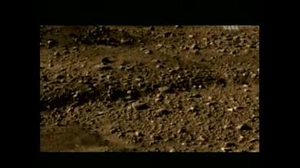 Снеговалеж на Марс