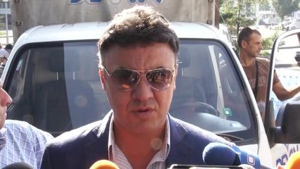 Боби Михайлов: В Минск ще обсъдим новия договор на Матеус