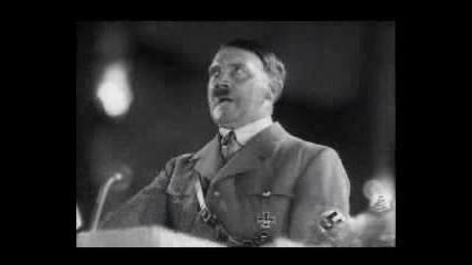 Хитлер Държи Речи