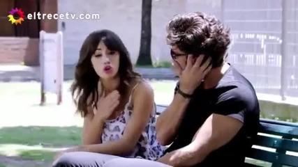 Esperanza Mia: Томас е с махмурлук и Есперанса го ухапва + Превод