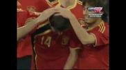 28.06 Чаби Алонсо победен гол ! Испания - Юар 3:2 Купа на Конфедерациите