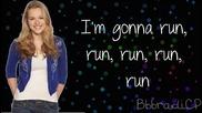 Н О В О! Bridgit Mendler- I'm Gonna Run To You ((lyrics))