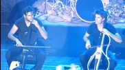 2cellos - Satisfaction - Live in Sofia, 9.12.2014