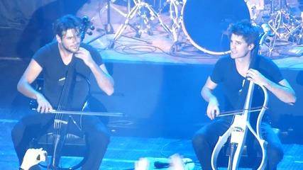 2cellos - Satisfaction - Live in Sofia, 9.12.2014