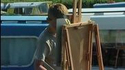 Десетгодишно момче още от сега е талантлив художник