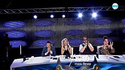 Маскираният певец на 12 октовмри от 20.00 ч. по NOVA