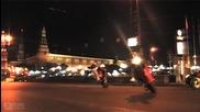Братушките са отново на ниво - Freestyle по-улиците на Москва.