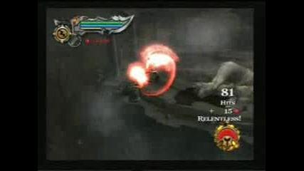 God Of War 2 Brutal Kils