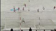 Сащ 1:0 Коста Рика (луд мач при изключително тежки условия)