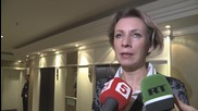 Germany: 'Everything is in full swing' for ISSG meeting - Zakharova