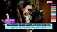 Lady Gaga - Just Dance Killer Karaoke High Quality