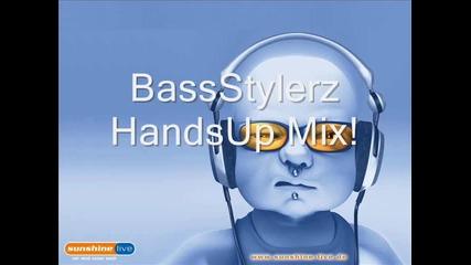 Techno Mix Handsup By Bassstylerz