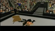 Summerslam 2008 - Part 14 - Hell In A Cell Match (3 - 3)