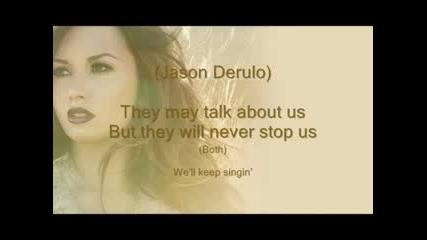 Demi Lovato & Jason Derulo - Together Lyrics
