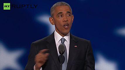 Nobody More Qualified Than Hillary, Not Even Me - Obama