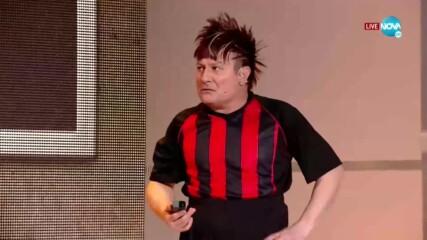 Жоро Бекъма в Забраненото шоу на Рачков (11.04.2021)