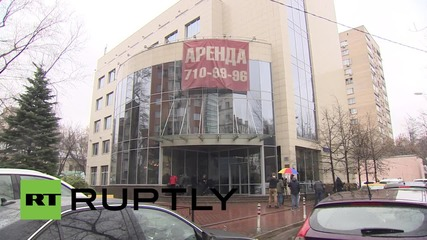 Russia: RUSADA suspends its work amid doping allegations
