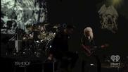 Queen + Adam Lambert - Love Kills - live at iheartradio theatre (16th June, 2014)