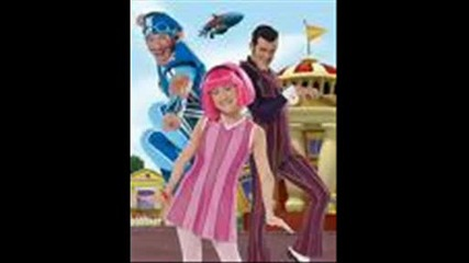 Lazy Town Pictures