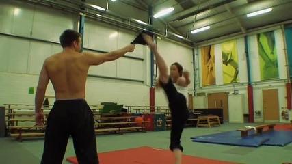 Тренировка на уникалната - Chloe Bruce