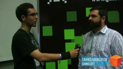 Gt Racing 2 | Интервю с Продуцента на играта | Gameloft