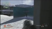 First Cod Mw2 Montage Barret 50 Cal Acog New