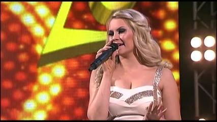 Marija Lazic - A tebe nema - Neka ide zivot - (Live) - ZG 2013 14 - 29.03.2014. EM 25.