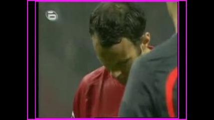 Драматичната победа с дузпи на финала на шампионската лига (Челси - Ман Юнайтед 21.05.08)